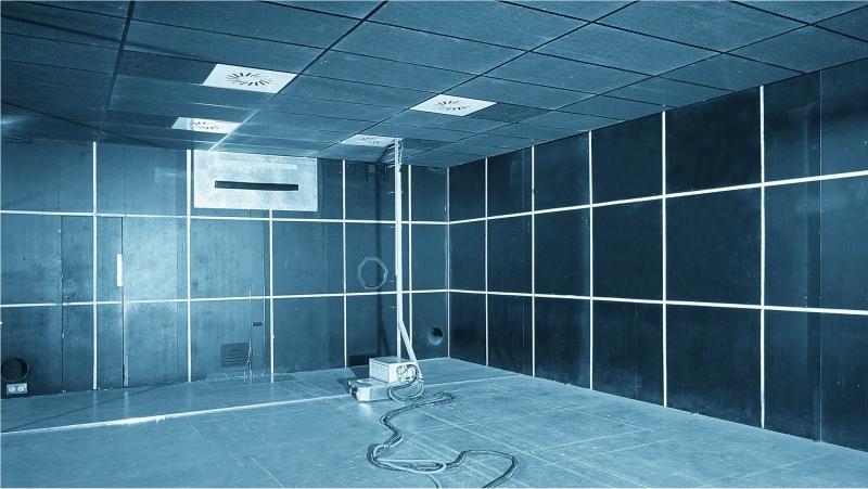 Koolair laboratorio sala eolica