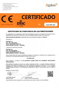 portada_Certificado CE - SFR-2GT_es